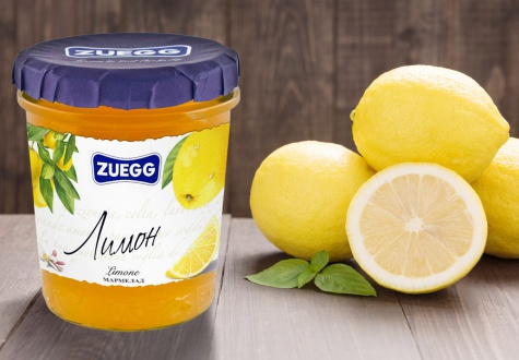 November Is Zuegg Lemon Jams Season