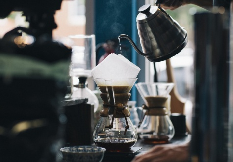Lenmix Academy: alternative ways of coffee brewing