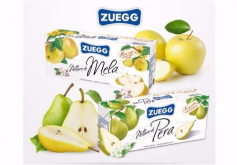 Zuegg's nutritious, natural flavour gets a new look