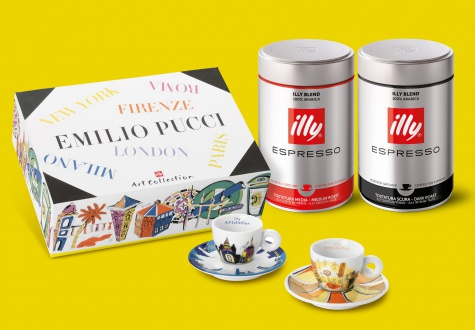 Inspirational gifts from illy
