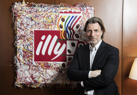 Interview with Carlo Bach, illy's Art Director