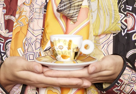 illy Art Collection by Emilio Pucci