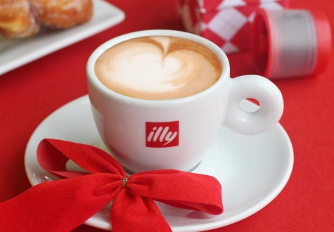 Treat the New Year to the Perfect Taste of illy