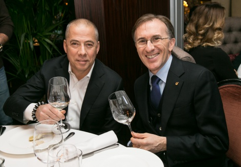 World's best sommelier Paolo Basso visits Russia