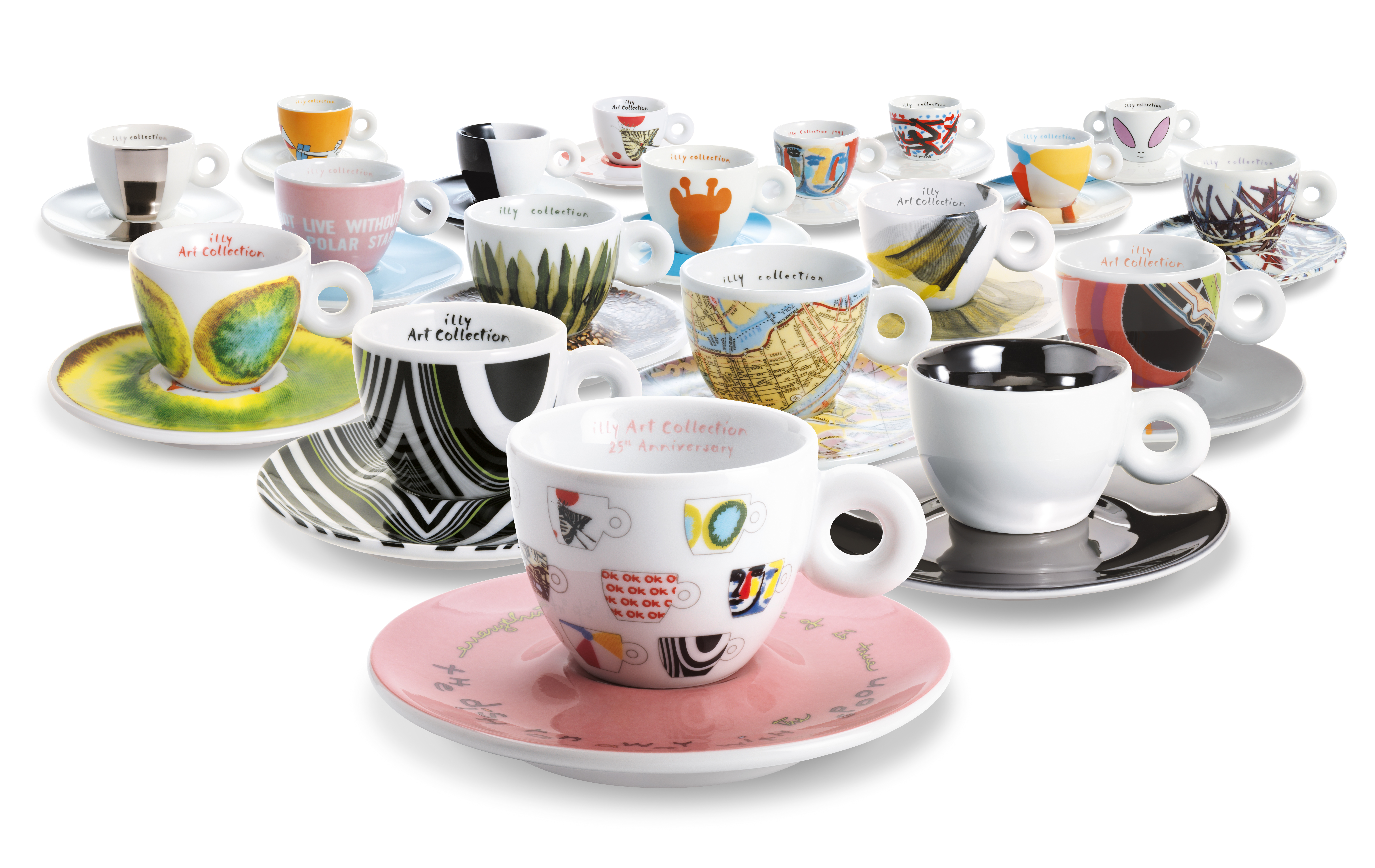 Twenty Years Ago Illy Considered How An Everyday Object Like A Coffee Cup Could